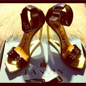 Lanvin Wedge Heels